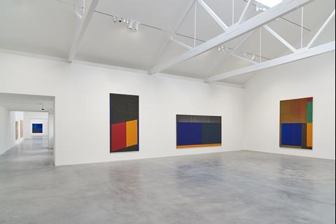 Caruso St John - Newport Street Gallery - Gallery 4